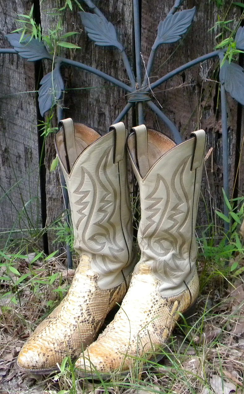 High Heels and Cowgirl Boots